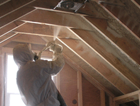attic insulation installations for Washington