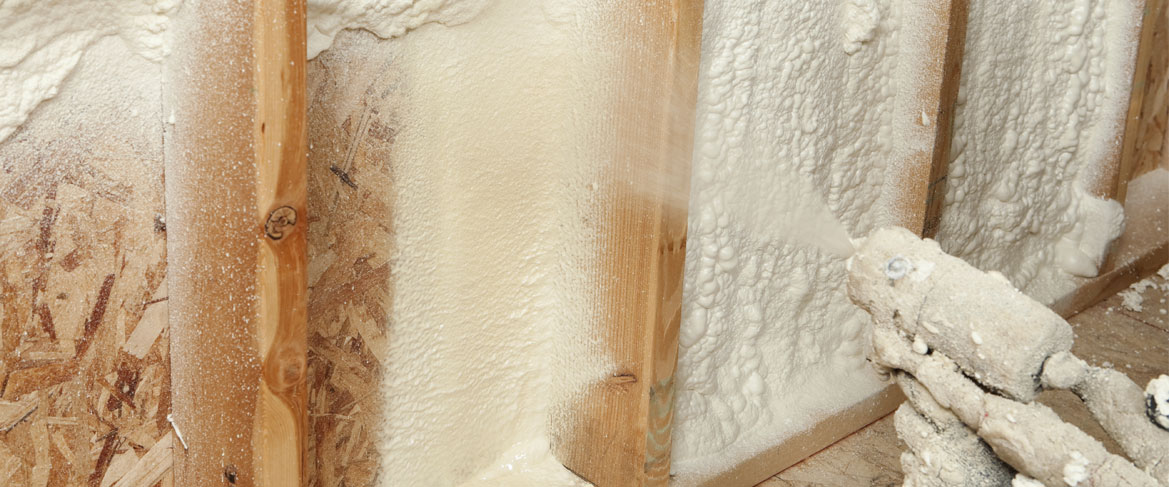 spray foam Washington